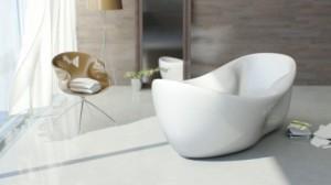 Новое творение Nuvist – измятая ванна Charme