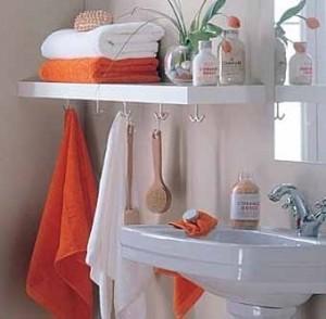 Как изменить интерьер ванной комнаты при помощи текстиля