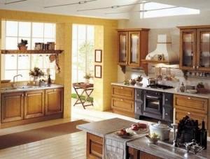 Создаем итальянский интерьер в кухне